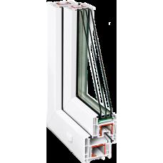 Окно Wintech 5камер