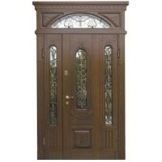 Двері з МДФ накаладкими модель1