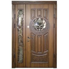 Двері з МДФ накаладкими модель 10