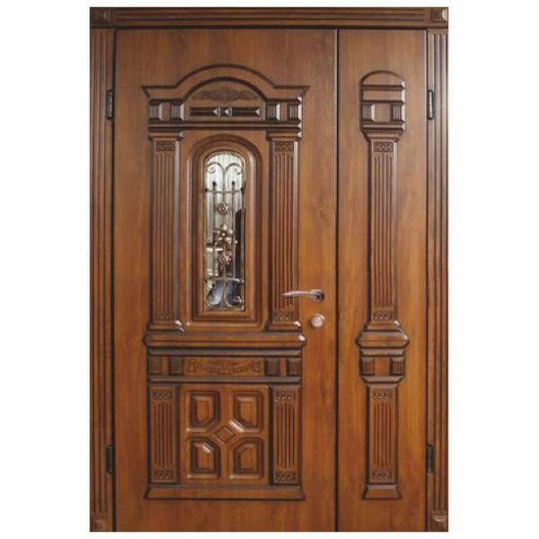 Двері з МДФ накаладкими модель 11