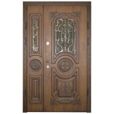 Двері з МДФ накаладкими модель 14
