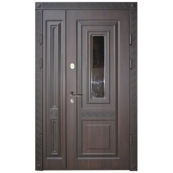 Двері з МДФ накаладкими модель 18