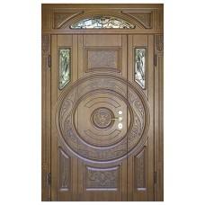 Двері з МДФ накаладкими модель 19