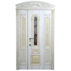 Двері з МДФ накаладкими модель 2