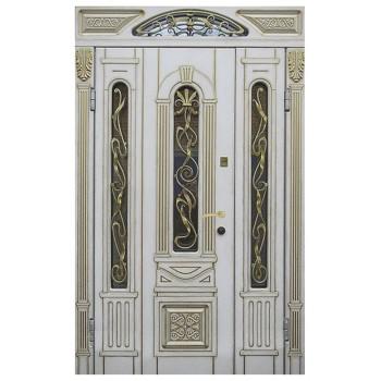 Двері з МДФ накаладкими модель 20