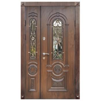 Двері з МДФ накаладкими модель 21