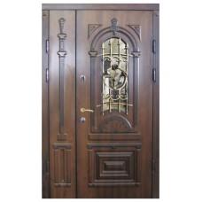 Двері з МДФ накаладкими модель 22
