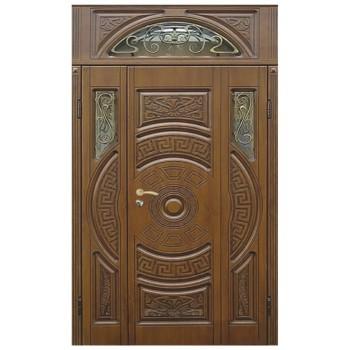 Двері з МДФ накаладкими модель 23