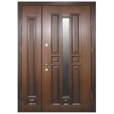 Двері з МДФ накаладкими модель 25