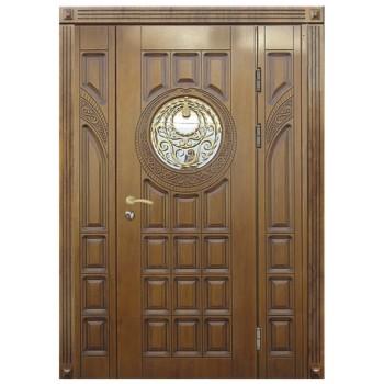 Двері з МДФ накаладкими модель 27