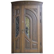 Двері з МДФ накаладкими модель 28