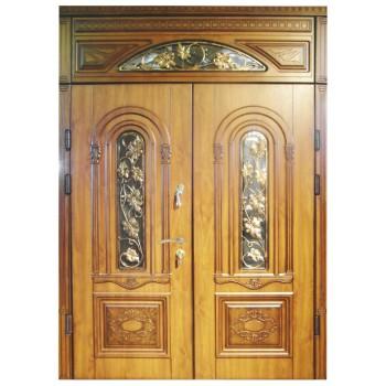 Двері з МДФ накаладкими модель 30