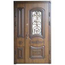 Двері з МДФ накаладкими модель 31