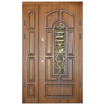 Двері з МДФ накаладкими модель 33
