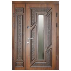 Двері з МДФ накаладкими модель 34