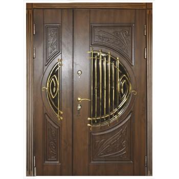 Двері з МДФ накаладкими модель 35