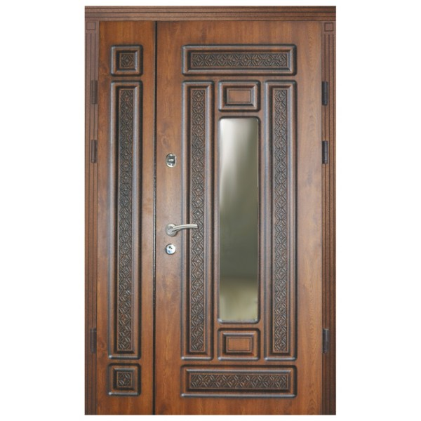 Двері з МДФ накаладкими модель 36