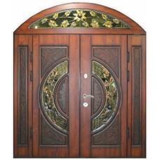 Двері з МДФ накаладкими модель 37