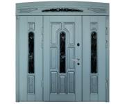 Двері з МДФ накаладкими модель 38