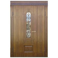 Двері з МДФ накаладкими модель 5