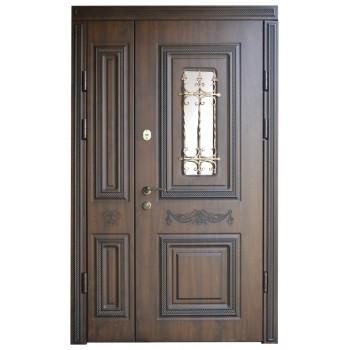 Двері з МДФ накаладкими модель 6