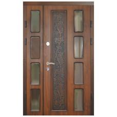 Двері з МДФ накаладкими модель 7