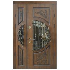 Двері з МДФ накаладкими модель 8