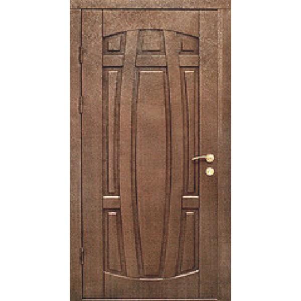 Дверь входная 1 Арфа  м-023