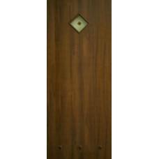 Дверь межкомнатная Сантехническая