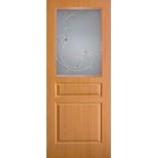 Дверь межкомнатная ПВХ Барселона СС+ФП