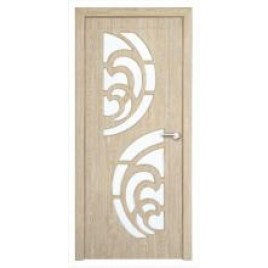 Дверь межкомнатная Прибой (тик) ПО