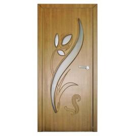 Дверь межкомнатная Тюльпан ПО