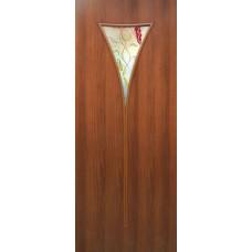 Дверь межкомнатная ПВХ Рюмка 2 СС+ФП
