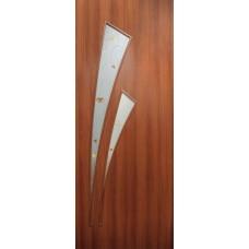 Дверь межкомнатная ПВХ Триумф СС+КР