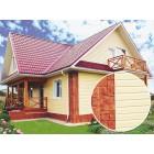 Виниловые фасадные материалы